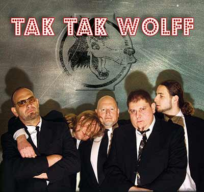 CD-Cover Tak Tak Wolff